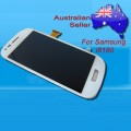 Samsung Galaxy S3 Mini i8190 LCD and touch screen assembly [White]